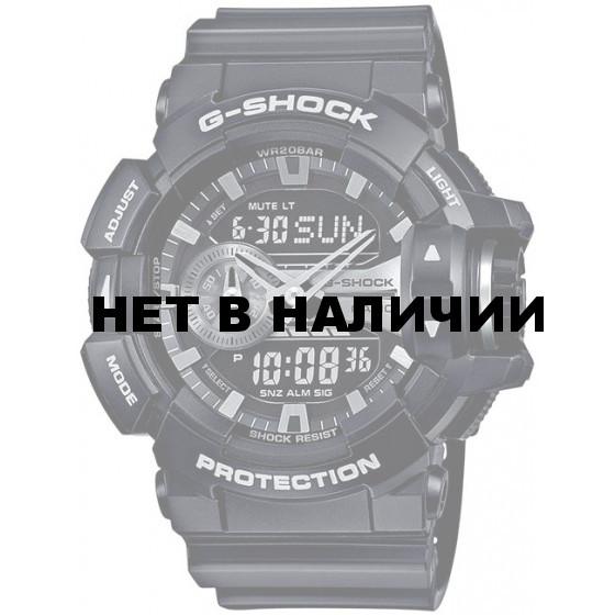 Мужские наручные часы Casio GA-400GB-1A (G-Shock)