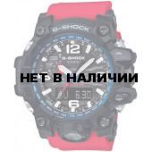 Мужские наручные часы Casio GWG-1000RD-4A (G-Shock)