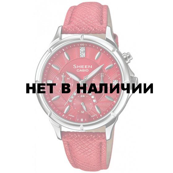 Часы Casio SHE-3047L-4A