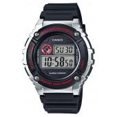 Часы Casio W-216H-1C
