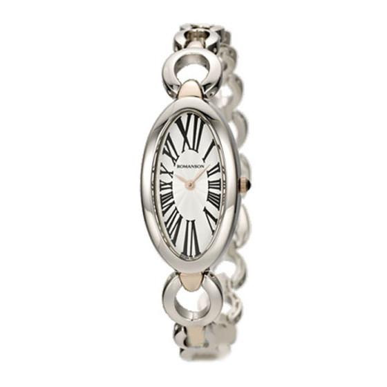 Наручные часы Romanson RM 0348 LJ(WH)