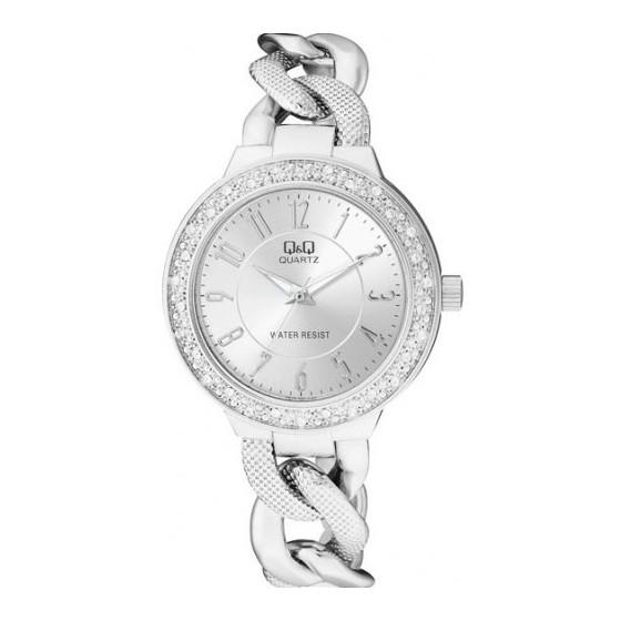 Женские наручные часы Q&Q F519-204