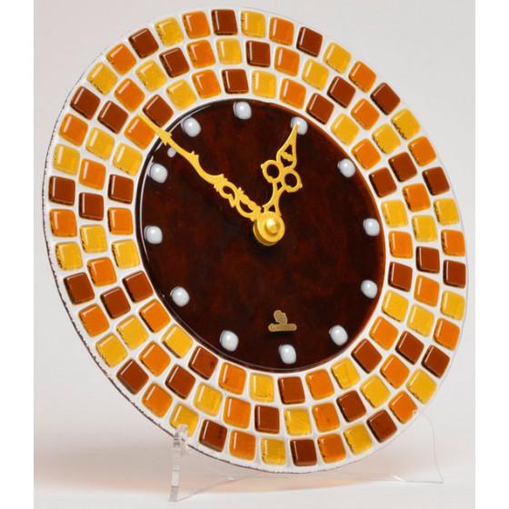 Настольные часы Glass Deco NR-M2