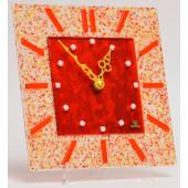 Настольные часы Glass Deco NS-G4