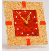 Настольные часы Glass Deco NS-K4