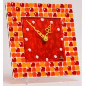 Настольные часы Glass Deco NS-M12