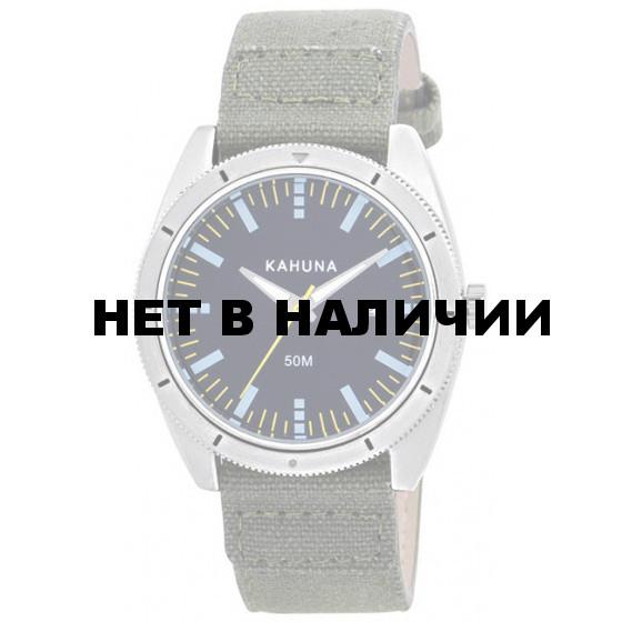 Наручные часы мужские Kahuna KUS-0119G