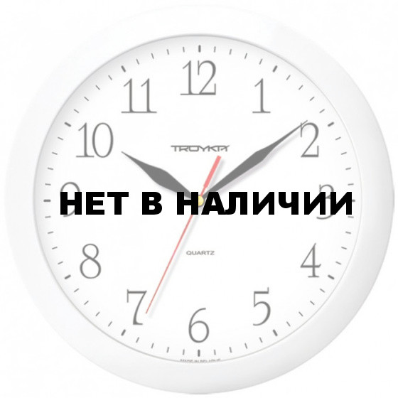 Настенные часы Troyka 11110113