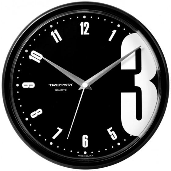 Настенные часы Troyka 91900933