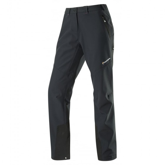 Брюки женские SKY MOUNTAIN PANTS Black, FSMPRBLA
