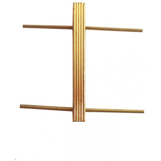 Знак различия ФССП 1 лычка