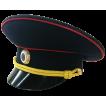 Фуражка Полиция полушерсть повседневная уставная