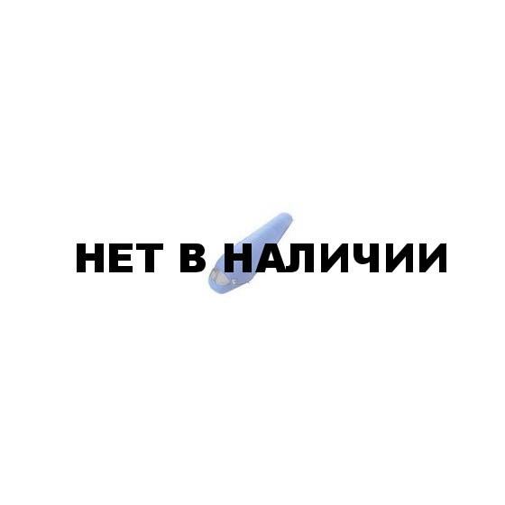 СПАЛЬНИК ПУХ PAMIRS 600+ M СИНИЙ/СЕРЫЙ ТМН LEFT