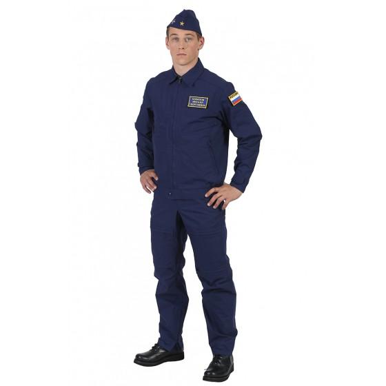 1162/1163 костюм летный Авиа смесовая Рип-Стоп
