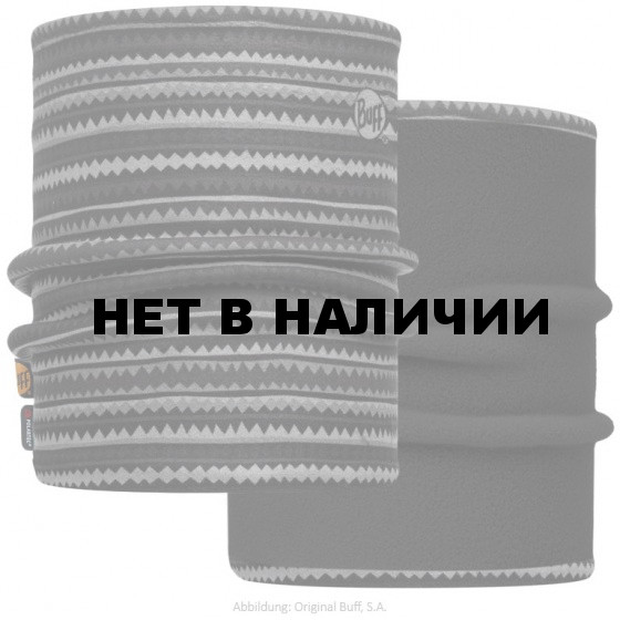 Шарф Buff Reversible Polar neckwarmer Picus Grey/Black 113147.937