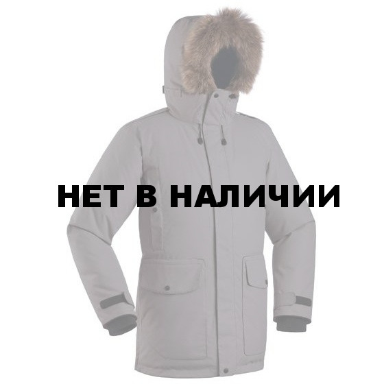 Мужская пуховая куртка-парка Баск PUTORANA SOFT