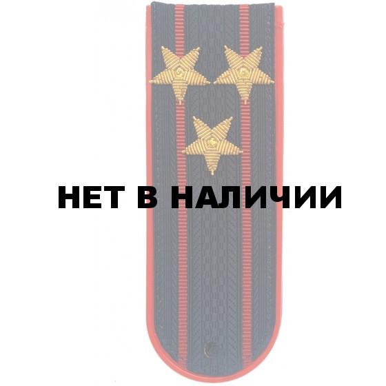 Погоны Полиция (полковник) пласт./зол.