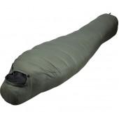 Спальный мешок пуховый Adventure Light oliva