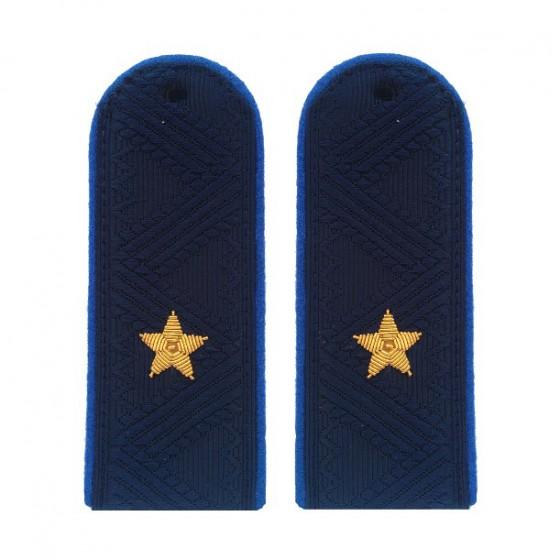 Погоны генерал-майор Юстиции на китель повседневные