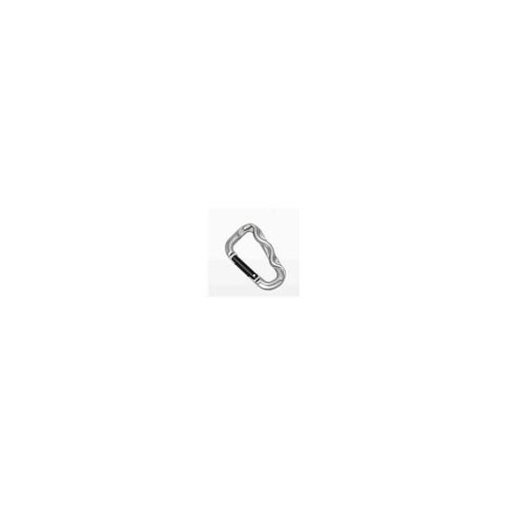 Карабин Змейка чеканный(рельефный) (упак=10 шт), 3286