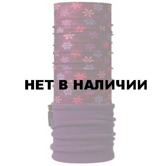 Бандана BUFF POLAR BUFF Active SNOWFLOW\REIGN POLARTEC (101115/4