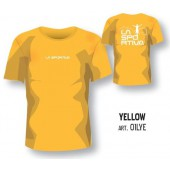 Футболка OLDIES TEE 2.0 Yellow, 01LYE