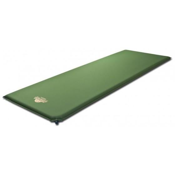 Универсальный самонадувающийся туристический коврик Alexika Trekking 60 9333.3807 Olive