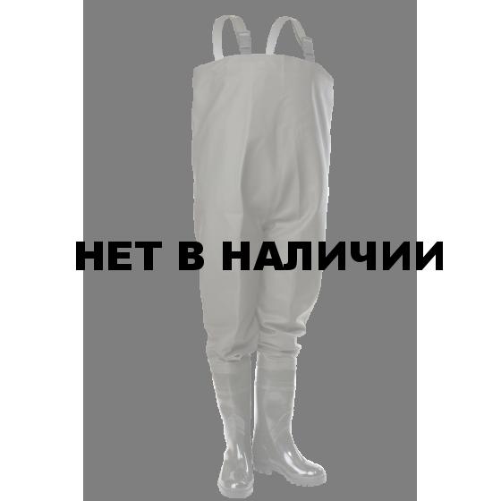 Полукомбинезон рыбацкий мужской Назия С064/С164 олива(винитол)