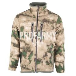 Куртка (флис) HUSKY MPF-17 (мох)