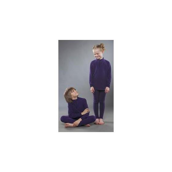 Комплект детского термобелья Guahoo: водолазка + лосины (702 Z/DVT / 702 P/DVT)