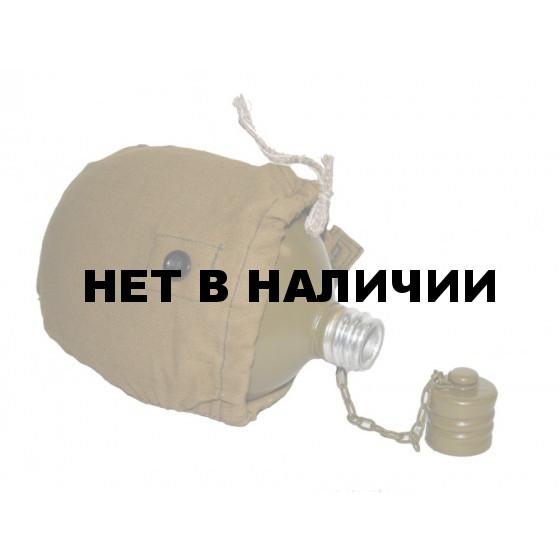 Фляга армейская с чехлом