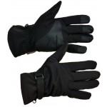 Перчатки из Софтшелла МПА-54 черные