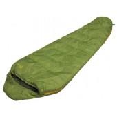 Мешок спальный Williwa зелёный, 210х75/50 см, 25035