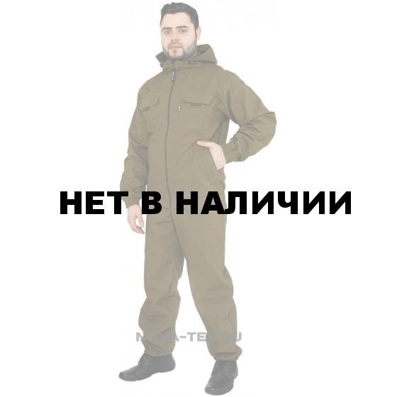 "Костюм мужской ""Скаут"" (палатка, хаки), бренд ""КВЕСТ""(NOVA-TEX)"