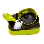 Портативный набор посуды CAMP-A-BOX® COMPLETE LIME, W10267