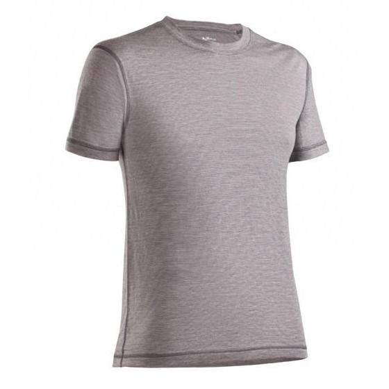 ФУТБОЛКА MERINO WOOL T-SHIRT СЕРЫЙ L