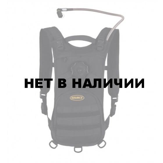 Рюкзак с питьевой системой Tracker 3 L Black