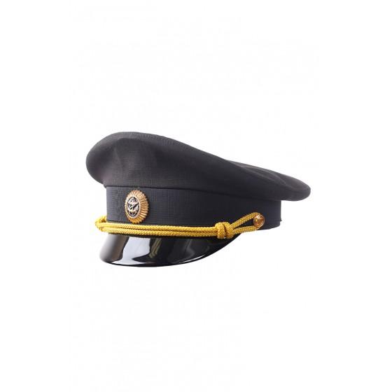 1038 фуражка повседневная для офицеров смесовая