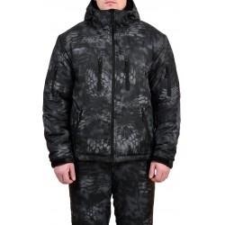 Куртка демисезонная МПА-47-01 (рип-стоп) питон ночь