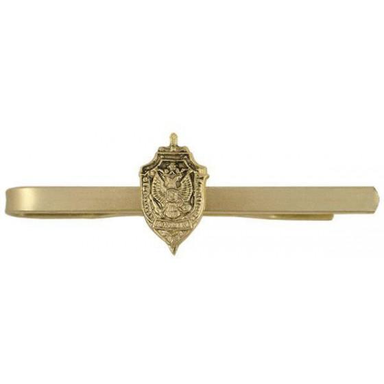 Зажим для галстука ФСБ металл