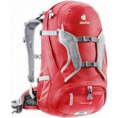 Рюкзак Deuter Bike Trans Alpine 30 fire-cranberry