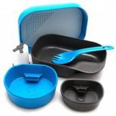 Портативный набор посуды CAMP-A-BOX® COMPLETE LIGHT BLUE, W102633