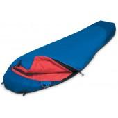 Мешок спальный TIBET Compact синий, левый, 9204.03052