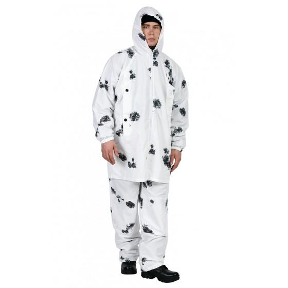 1114/1115 костюм маскировочный Снег