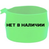 Кружка складная, портативная FOLD-A-CUP® BRIGHT GREEN, 100124