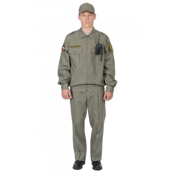 1211/1108 костюм для охраны с кантом