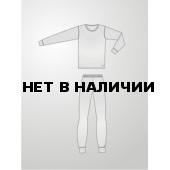 Комплект женского термобелья Guahoo: рубашка + лосины (651A-GY / 651P-BK)
