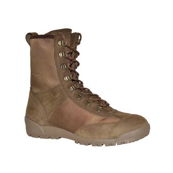 Штурмовые ботинки городского типа КОБРА нубук-кордура 12451