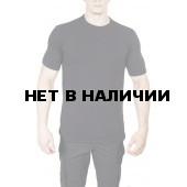 Футболка МПА-18 черная (хл-95, лайкра-5)