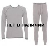 Комплект термобелья для мальчиков Guahoo: рубашка + кальсоны (22-0410-S/MGY / 22-0410-P/MGY)